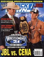 Smackdown Magazine April 2005
