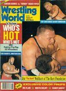 Wrestling World - August 1987