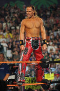 Shawn Michaels at WrestleMania XXIV
