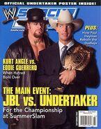 Smackdown Magazine Sept 2004