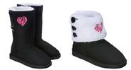 AJ Lee Button Boots