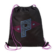 Paige Think Again Drawstring Bag