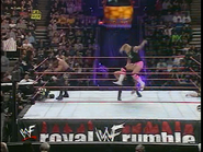 Royal Rumble 2000 Fame Asser