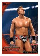 2010 WWE (Topps) The Miz 46