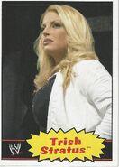 2012 WWE Heritage Trading Cards Trish Stratus 55