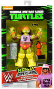Macho Man (TMNT Ninja Superstars)