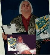 BUDDY ROSE BLOW AWAY GIMMICK