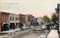 Vicksburg, Michigan