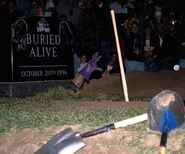 Buried Alive Match