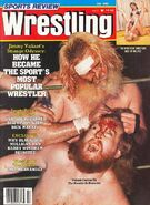 Sports Review Wrestling - July 1983