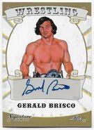 2016 Leaf Signature Series Wrestling Gerald Brisco 34