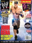 WWE Magazine January 2014