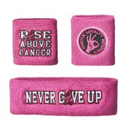 John cena rise above cancer pink authentic t-shirt package 1