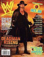WWE Magazine Nov 2007