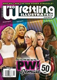 2008 PWI Top 50 Females