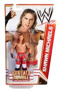 Shawn Michaels Action Figure Heritage Series