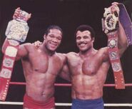 Tony Atlas & Rocky Johnson