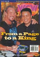 WCW Magazine - March 1998