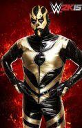 WWE 2K15 Goldust