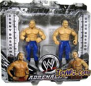 WWE Adrenaline Series 10 The Bashams