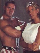 02 - British Bulldog (RIP) & Diana Smith