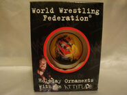 1998 WWF Kane Ornament