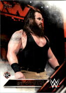2016 WWE (Topps) Then, Now, Forever Braun Strowman 107