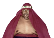 Abdullah The Butcher pro