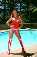 Christina Carter - Wonder Woman