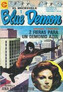El Increìble Blue Demon 1