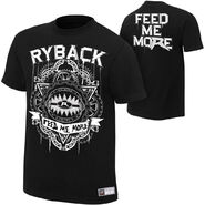 Ryback Feed Me More Authentic T-Shirt