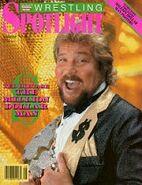 WWF Wrestling Magazine Spotlight Volume No 8