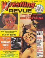 Wrestling Revue - May 1975