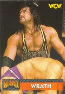 1999 WCW-nWo Nitro (Topps) Wrath 12