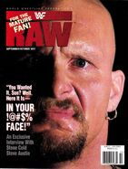 Raw Magazine September October 1997