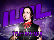 Tyler Bateman - Insane Wrestling League - 63215