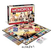 WWE Edition Monopoly Board Game.2