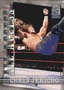 2002 WWF All Access (Fleer) Chris Jericho 9