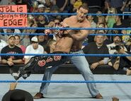 WWE-Superstar-Chris-Masters vs Rey Mysterio