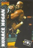1999 WCW-nWo Nitro (Topps) Horace Hogan 35
