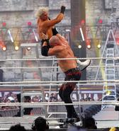 Kane vs ziggler