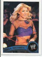 2011 WWE (Topps) Rosa Mendes 71