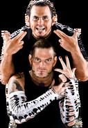 Hardy Boyz 2013CutByJibunjishin1