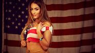 Nikki Bella July 4th WWE Photo Shoot