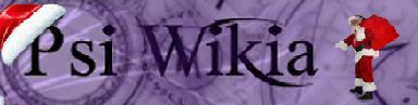 Psi wiki Wordmark