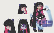 Stocking concept