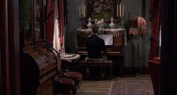 Psycho ii norman piano