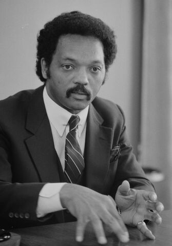 File:Jesse Jackson, half-length portrait of Jackson seated at a table, July 1, 1983.jpg