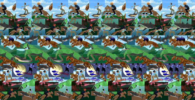 Stereogram Tut Shark Bottom Clear