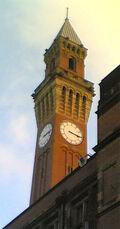 Chamberlain clock tower